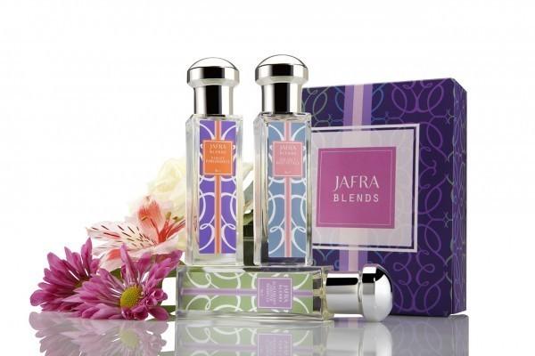 """Jafra """"BLENDS"""" Box"""