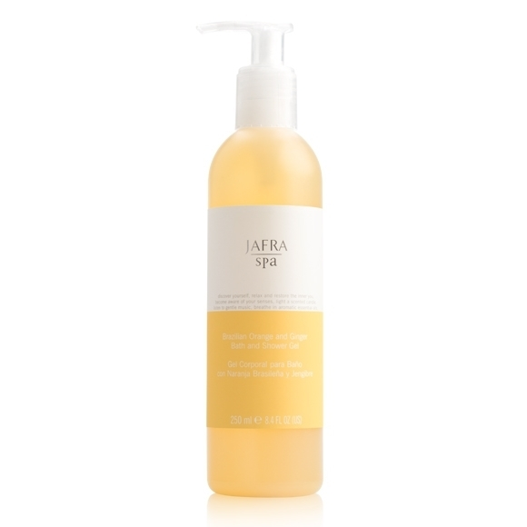Brazilian Orange & Ginger Bath and Shower Gel