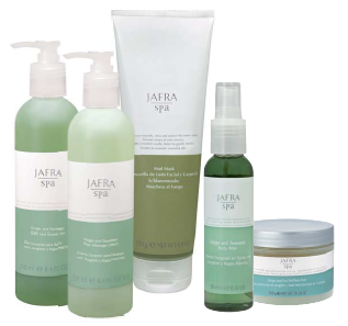 DeLuxe SPA Set - 5 producten
