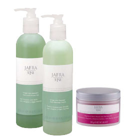 Basic SPA Set - 3 producten