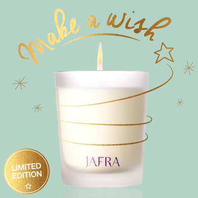SPA Ginger and Seaweed Scented Candle, 180 g