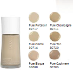 Skin Defence Makeup SPF 15 with INTELLISHIELD - PURE CHAMPAGNE