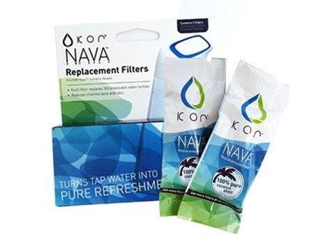 Сменные фильтры для KOR Nava (Sport) (в упаковке 2 шт.)