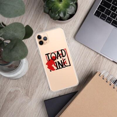 Toad Inc. iPhone Case (iPhone 7 - 11 Pro Max)