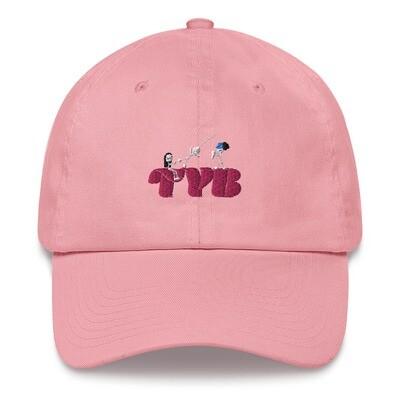 Dad Hat (Pink)