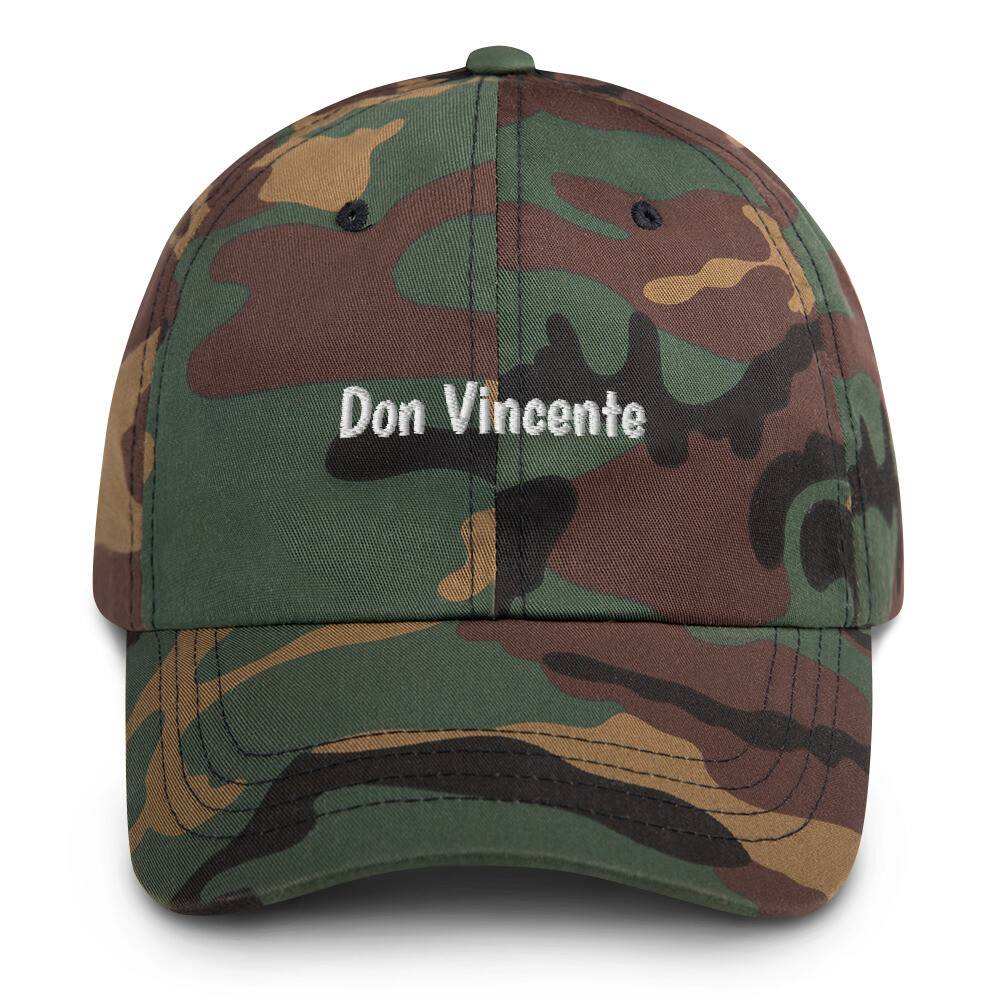 Dad hat (White)