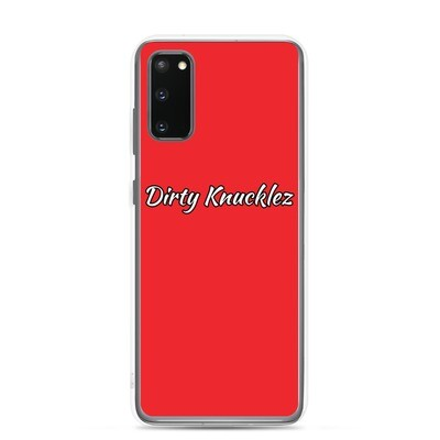 Samsung Case (Red)