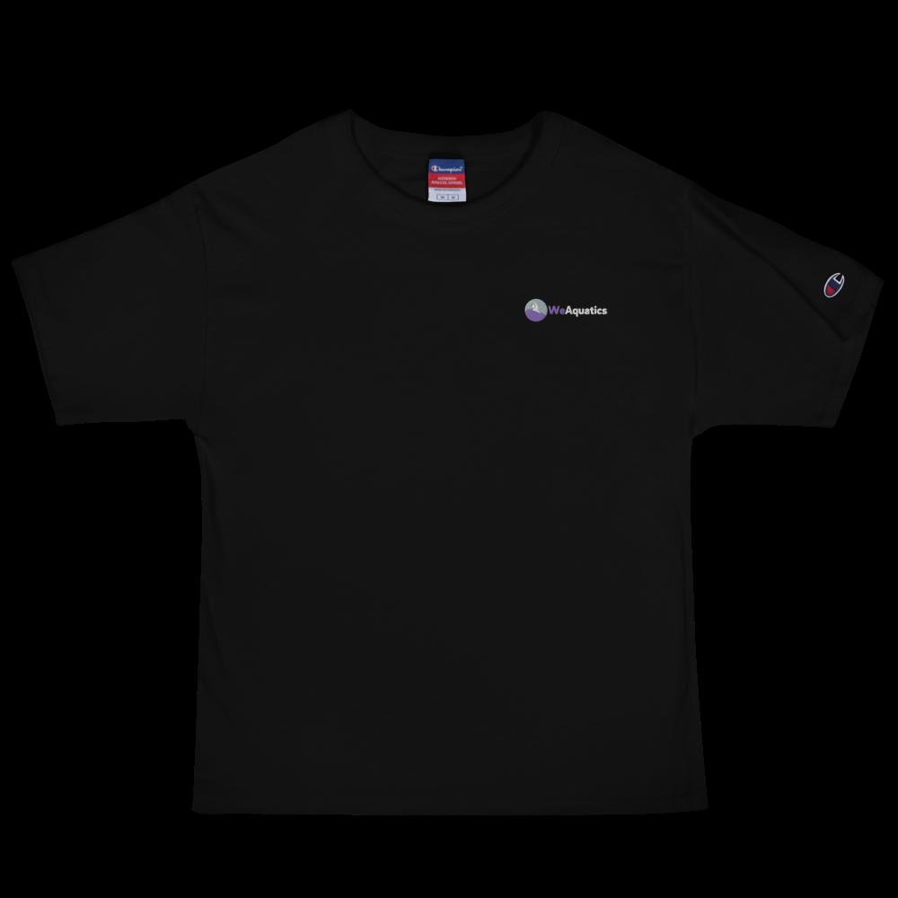 We Aquatics x Champion Men's T-Shirt