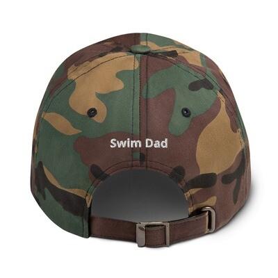 """Swim Dad"" hats"