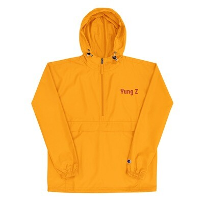 Yung Z x Champion Packable Jacket