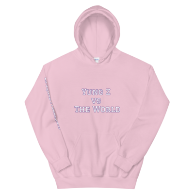 Yung Z Vs. The World Unisex Hoodie
