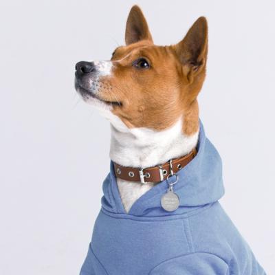 """World's Cutest Pup"" pet ID tag"