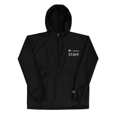 Embroidered Champion Packable Jacket (FINAL INSTRUCTORS ONLY)