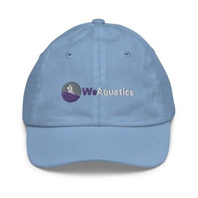Youth baseball cap