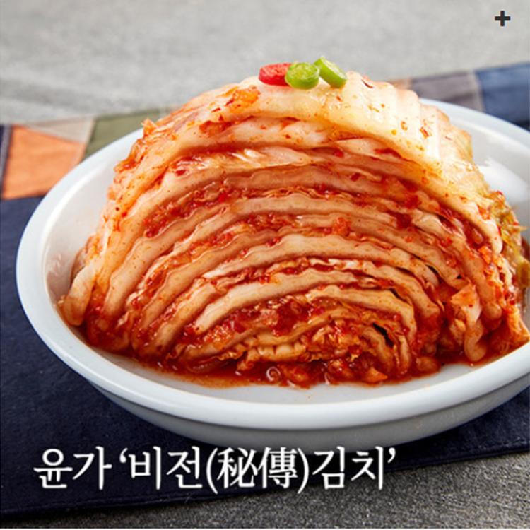 1kg スタンダード白菜キムチ