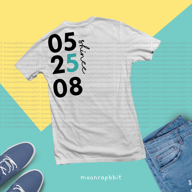 Shirt: 052508 Shinee