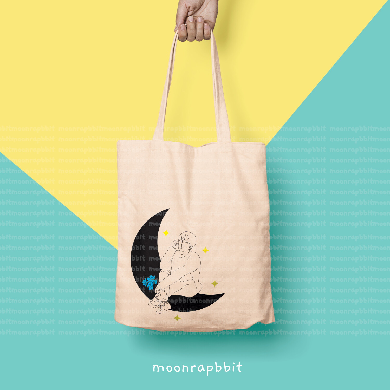 Bag: I'll take you to the moon