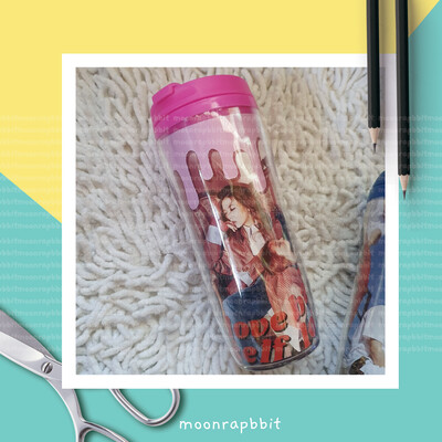 Water Bottle: Red Velvet