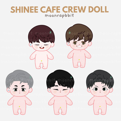Dolls: SHINee Cafe Crew