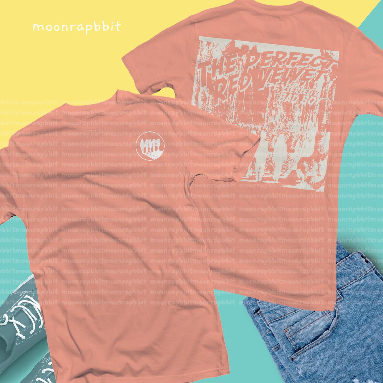 Shirt: THE PEFECT RED VELVET