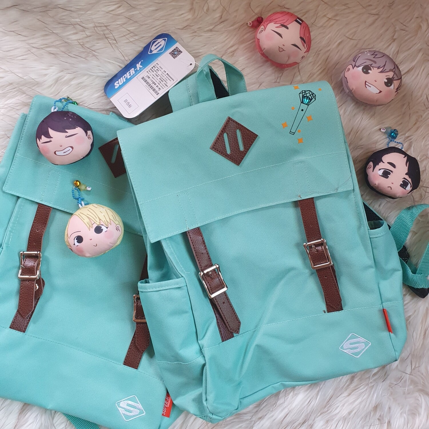 SHINEE BACKPACK SHATING STAR
