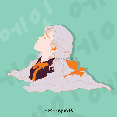 [PRE-ORDER] Enamel Pin: EIGHT