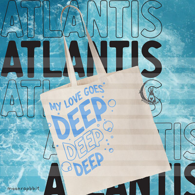 Bag: Atlantis