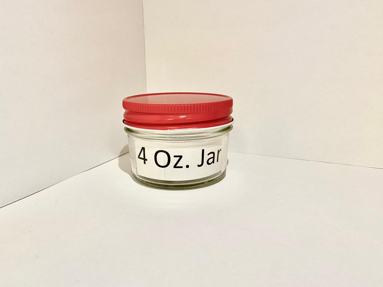 Cupid's Cup 4 Oz. Jar
