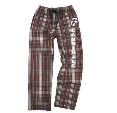 Maroon Cardinal Pajama Bottoms (X-Large)