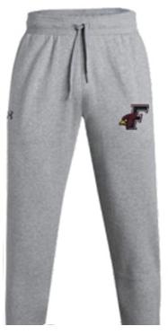UA True Grey Jogger