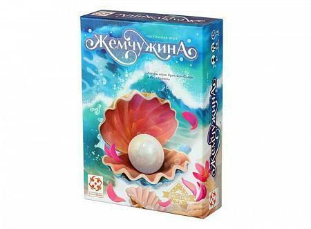 """Настольная игра """"ЖЕМЧУЖИНА"""" AbacusSpiele"""