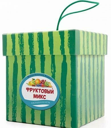 """Настольная игра """"ФРУКТОВЫЙ МИКС.АРБУЗ"""""""