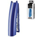 Степлер № 10 LACO вертикальный SH480 пластик, цвета в ассортименте
