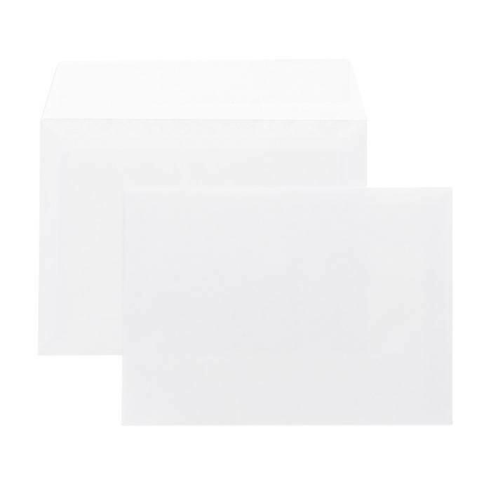 Конверт бумажный 114*162 без адреса