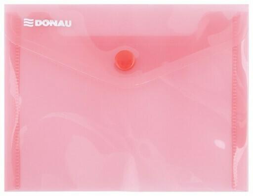 Папка-конверт с кнопкой С6 DONAU 8549001PL-04/11