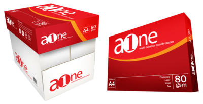 Бумага для орг.техники А4 AONE 80гр/м2