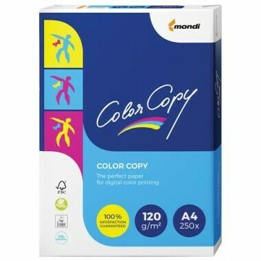 Бумага для принтера, копир.аппарата COLOR COPY А4 120гр/м2 250л