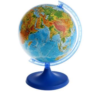 Глобус физический 160 мм
