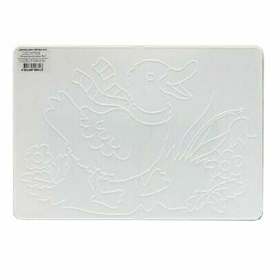 Доска для лепки пластилином А4 Луч рельефный 17с1133