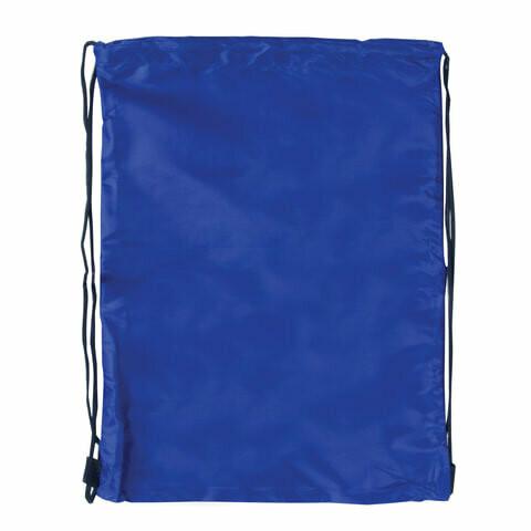 Мешок для сменки BRAUBERG прочный 227140 синий