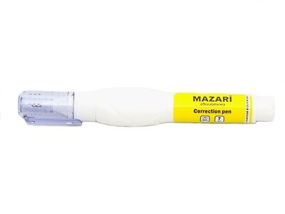 Корректор-ручка 7мл MAZARI