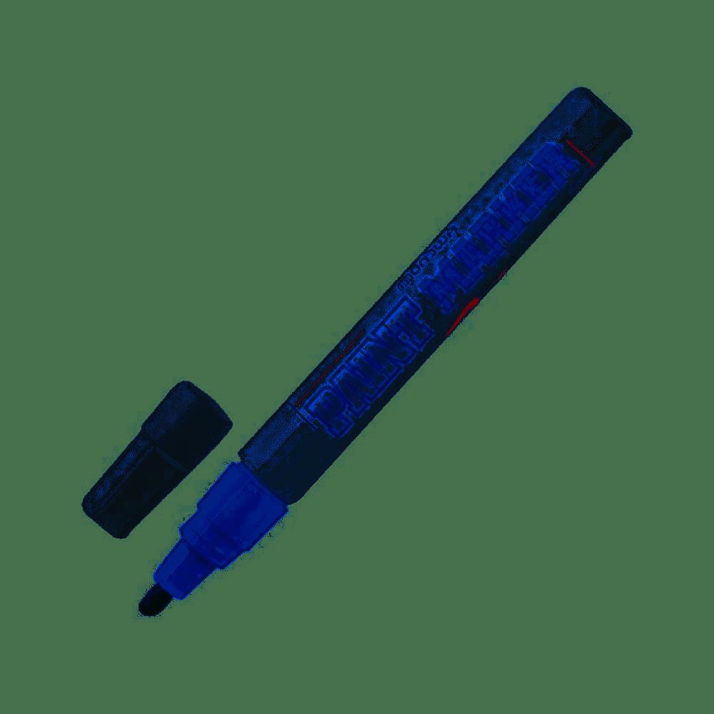 Маркер-краска MunHwa синий