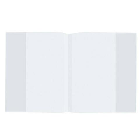 Обложка для тетрадей и дневника А5 60мкм 210*350мм 223075