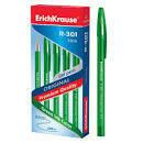 """Ручка гелевая 0.5мм ERICH KRAUSE """"R-301 Original Gel"""" 45156 зеленая"""