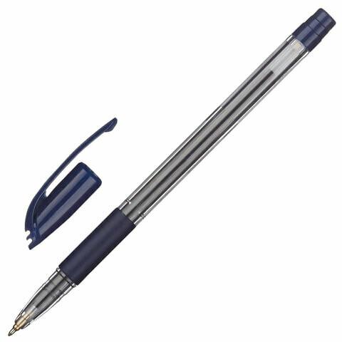 """Ручка масляная 0.5мм PENTEL""""Bolly"""" BK425-CN 142666 синяя"""