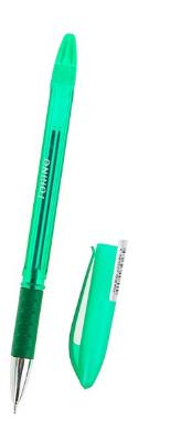 """Ручка масляная 0.7мм MAZARI """"Torino"""" игольч.узел M-5701-73 зеленая"""