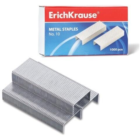 Скобы для степлера № 10 ERICHKRAUSE EK1188 222347