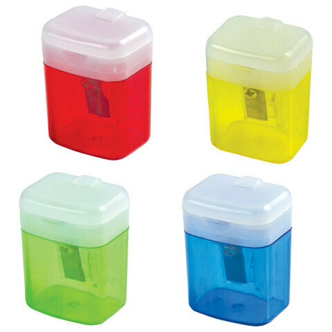 "Точилка с контейнером STAFF ""OfficeBox"" 226533"