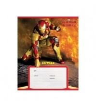 "Тетрадь 18л линия ""Iron Man"""