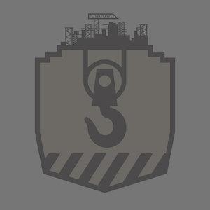 Гидроцилиндр вывешивания крана Ивановец КС-3577, КС-3574, КС-35714, КС-35715